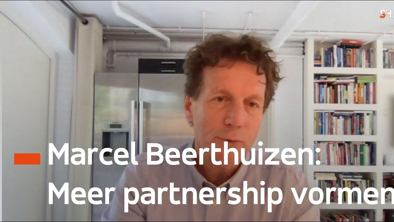 'In de toekomst zullen er meer partnership vormen ontstaan' | Marcel Beerthuizen | Corona KeukenCast