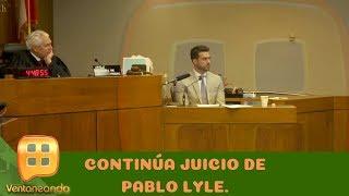 Estuvimos en directo desde el juico de Pablo Lyle. | Programa del 22 de agosto de 2019 | Ventaneando