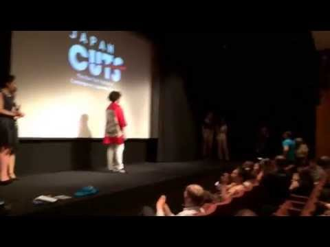 Uzumasa Limelight intro - NYAFF/Japan Cuts 2014 at Japan Society