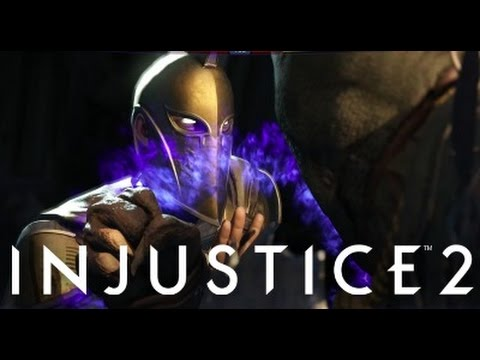 Injustice 2 - Dr Fate Clash Quotes (Incomplete)