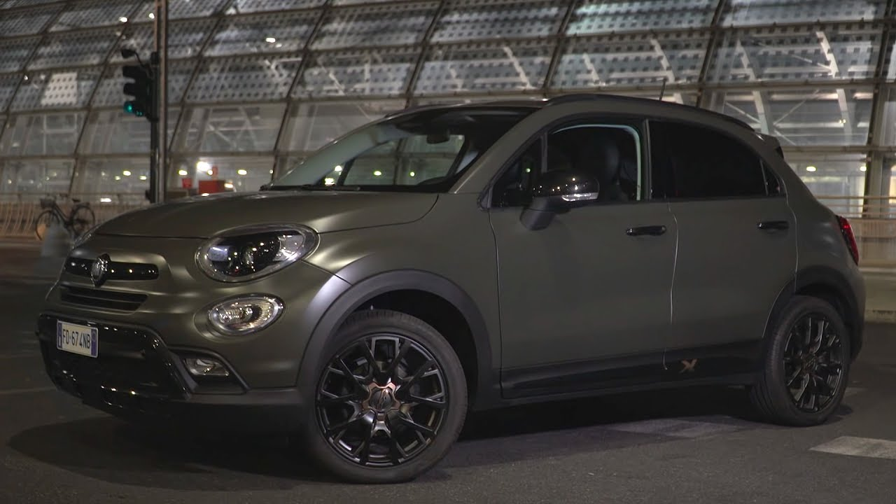2017 fiat 500x s design youtube. Black Bedroom Furniture Sets. Home Design Ideas