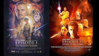 Звездные войны / Эпизод 1 / Эпизод 2 / Star Wars / Episode 1 / Episode 2/ Ретро обзор кино / Обзорро