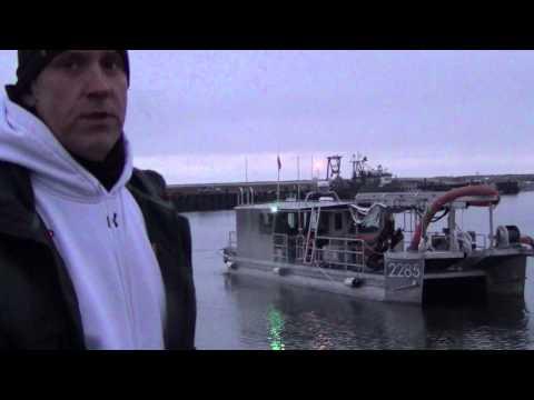 Havilah Leaving Port