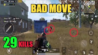 How Could I Do That | Solo Vs Squad | PUBG Mobile