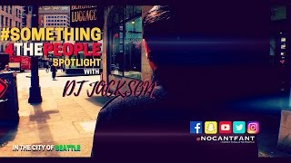 #Something4ThePeople Spotlight with DT JACKSON (Busker)