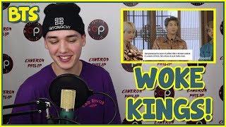 BTS BILLBOARD INTERVIEW REACTION [SOCIAL WARRIORS]