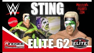 WWE FIGURE INSIDER: Surfer Sting - Mattel WWE Elite 62 Mp3