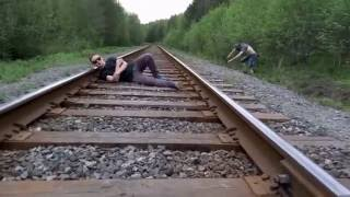 Призрак в Соликамске, Пощёчина друга Vlog #2
