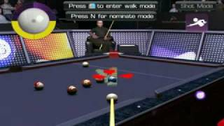 World Snooker Championship REAL 09 gameplay by Zile