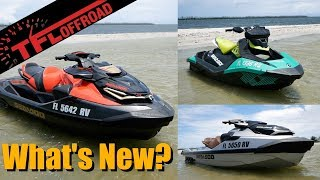 What's New at Sea-Doo for 2019? We Go Over All the Important Changes!