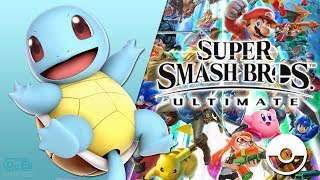 Road to Viridian City (Pokémon Red & Blue) [Brawl] - Super Smash Bros. Ultimate Soundtrack