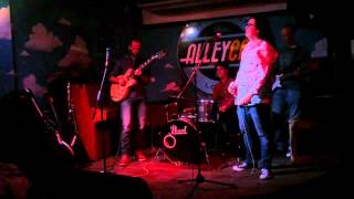 Live at the Alley Cat - Helsinki Laundromat Blues