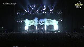 Avenged Sevenfold Live Nightmare DeathBat Stage 2013
