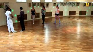 Танцуй № 51!Урок по Соло-латине и Сальсе!