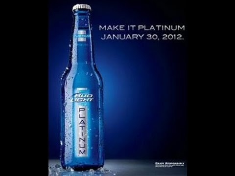 Bud Light Platinum Makes Early Debut In Texas You