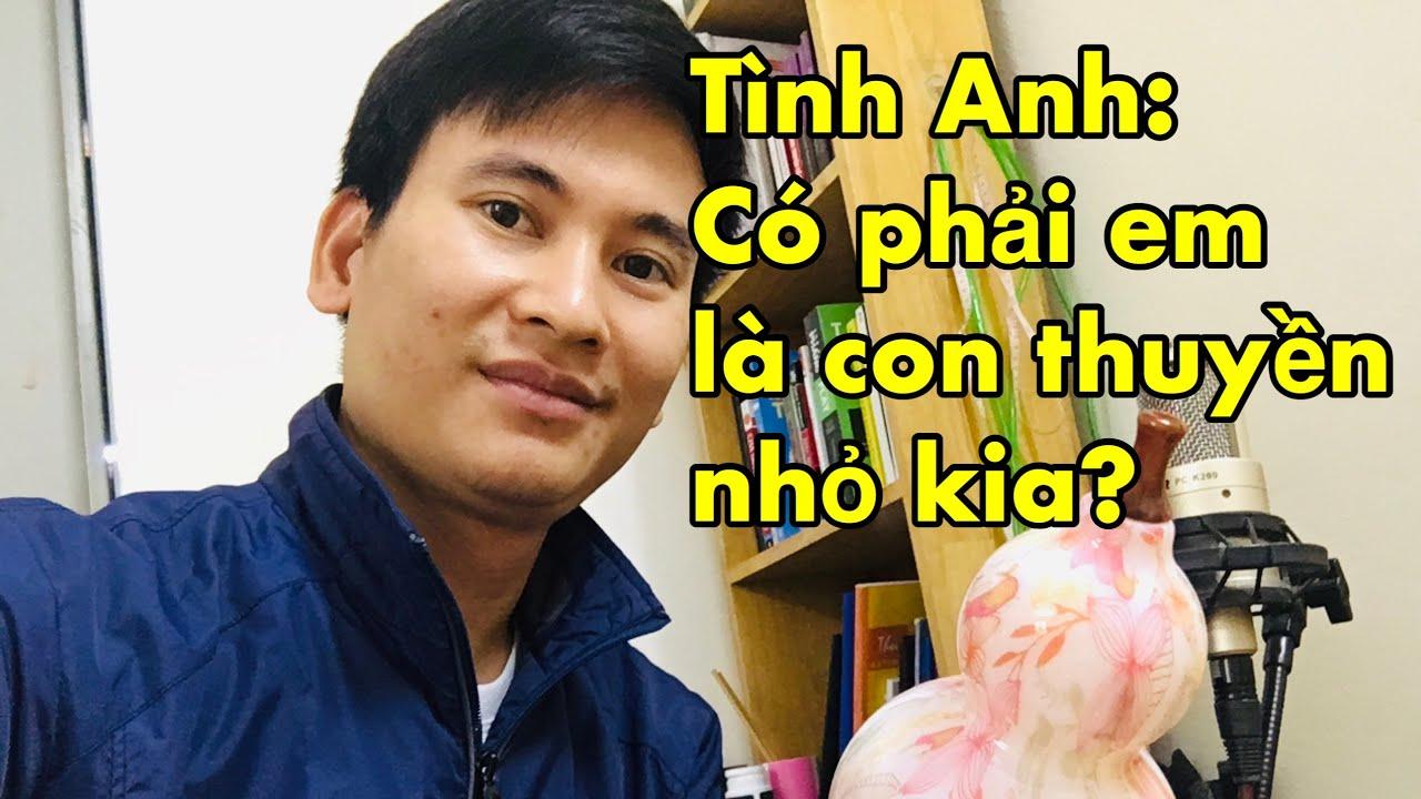 Tình Anh - Có Phải Em Là Con Thuyền Nhỏ Kia || Sáo Trúc Cao Trí Minh