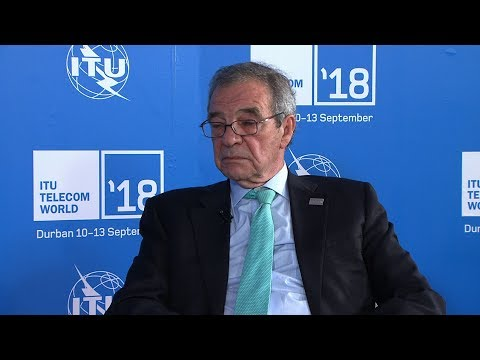 ITU TELECOM WORLD 2018: César Alierta Izuel, Chairman, Found