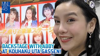 Download lagu #MNL48: Backstage with Abby at Kouhaku Uta Gassen 2019!