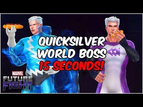 F2P QUICKSILVER CHALLENGE & SO MUCH MORE!! - Marvel Future Fight