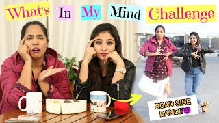 WHAT'S In My Mind  Challenge || Ft. Shrutiarjunanand ||