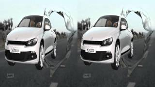 VOLKSWAGEN конвертация/conversion 2D to 3D (TimeLine.RU)(, 2011-03-04T10:59:37.000Z)