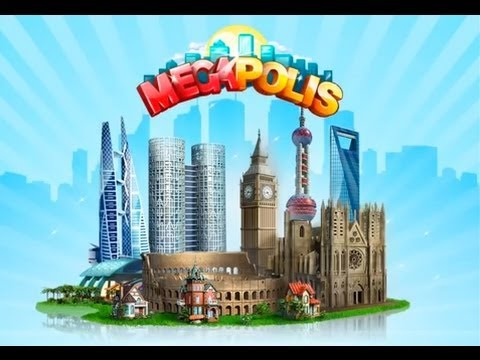 Let's Play Megapolis HD Part 2 on iPad 4