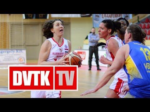 Aluinvent DVTK - VBW CEKK Cegléd | 2018. január 20. | DVTK TV
