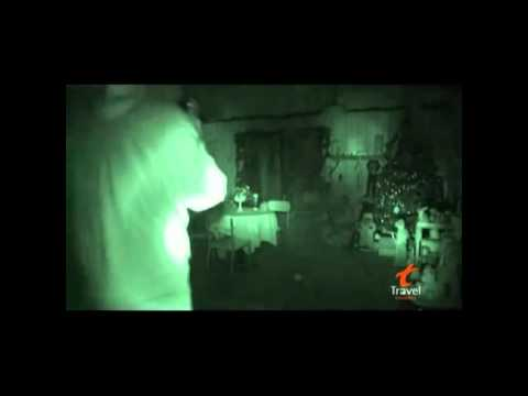 Ghost Adventures - The Real Ghost Captured on Cam