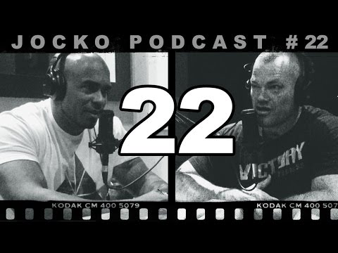 Jocko Podcast 22 - with Echo Charles | Mind Control