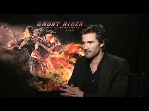 Ghost Rider Spirit of Vengeance Exclusive: Johnny Whitworth