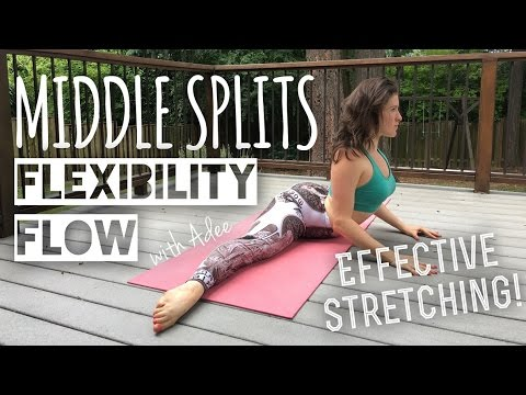 30 Minutes to MIDDLE SPLITS! [Flexibility Flow]