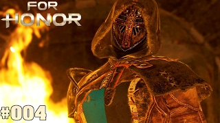 FOR HONOR STORY | #004 Sabotage | Let's Play For Honor Deutsch / German