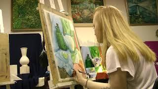 Уроки рисования акварельной живописью спб