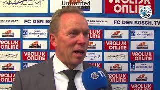 FC Den Bosch TV: Nabeschouwing FC Den Bosch - Go Ahead Eagles