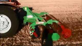 AGRO-MAX Agregat Brona talerzowa AGRO-SON