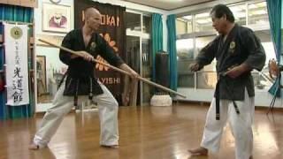 Matayoshi kobudo. History of karate. Part 1. 2/3