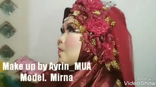 Make Up pengantin 1 || RINI MUA....