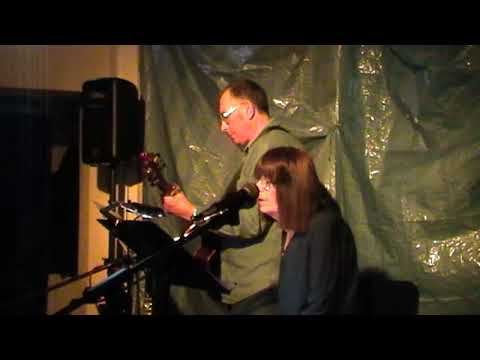 Greensleeves by Dermot & Lou at The New Crystal Folk Club 23.3.18