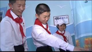 朝鲜旅游宣传广告之松涛园国际少年团夏令营(中文解说)