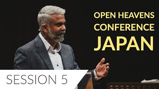 Steven Francis | Open HeavensConference Japan