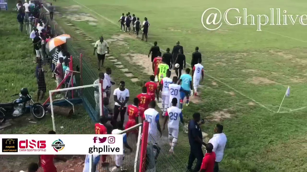 Highlights: Liberty 1-1 Asante Kotoko #GHPLLive #GHPLwk14