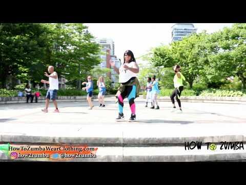 Robarte un Beso by Carlos Vives (Reggaeton, Zumba® Fitness Choreography) @How2Zumba