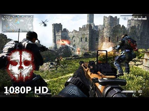 Call Of Duty: GHOSTS DESTRUCTION! Multiplayer - Goofing Around COD GHOSTS 1080p HD