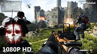 call of duty ghosts destruction multiplayer goofing around cod ghosts 1080p hd