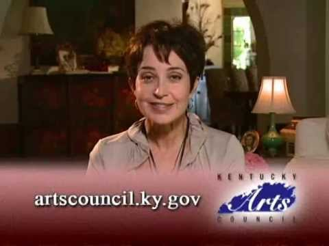 Annie Potts for Kentucky Arts Day