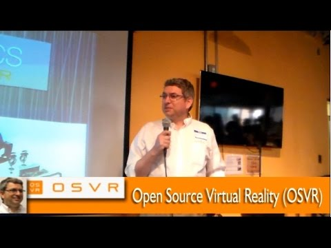 OSVR with Yuval Boger_Boston Virtual Reality_2015