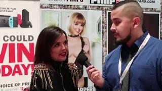 Dillion Harper joins the High Spot Podcast AVN 2018 (Adventures w the Trendsetter)