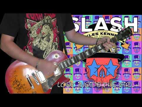 Slash - Living The Dream All Solos!! (guitar Cover)
