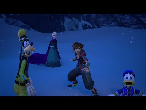 KINGDOM HEARTS III 鈥� Together Trailer (Closed Captions)