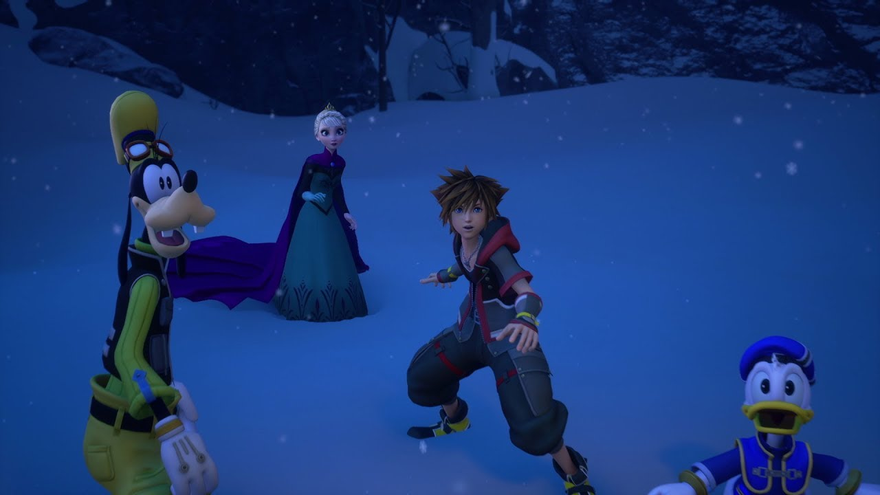 KINGDOM HEARTS III - Together Trailer (sottotitolato)